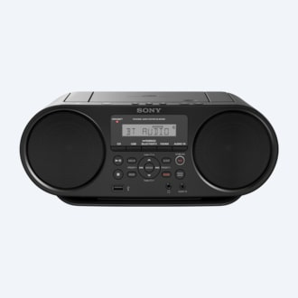 Immagine di Stereo portatile con CD e Bluetooth®