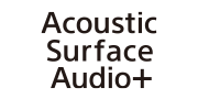Logo Acoustic Surface+