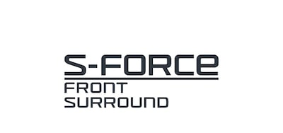 Logo S-Force Front Surround