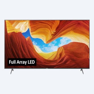 Immagine di XH90 | Full Array LED | 4K HDR | High Dynamic Range (HDR) | Smart TV (Android TV)