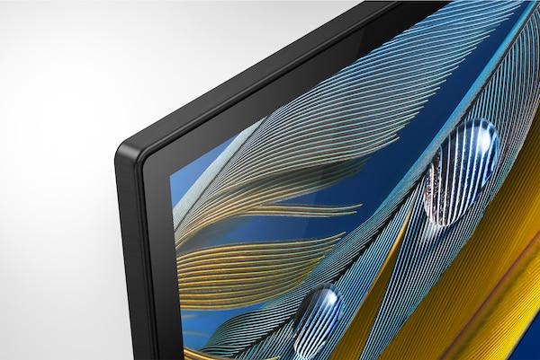 Ingrandimento del design con superficie piatta