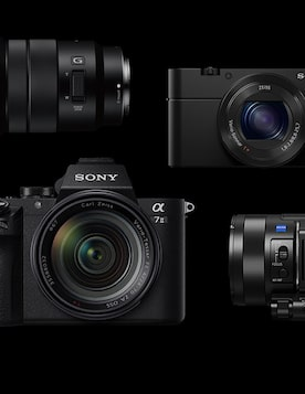 Sony Canale fotocamere