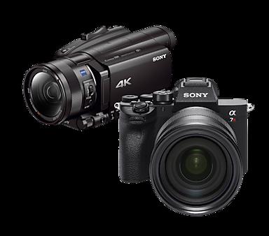 Supporto Per Fotocamere E Videocamere Sony It