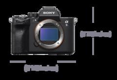 Immagine di α7S III con funzionalità pro per video e foto