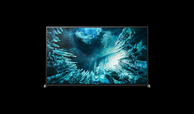 KD85ZH8BAEP | Comprare ZH8 | Full Array LED | 8K | HDR e prezzi | Sony IT