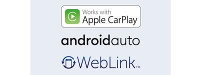 weblink Apple carplay e Android