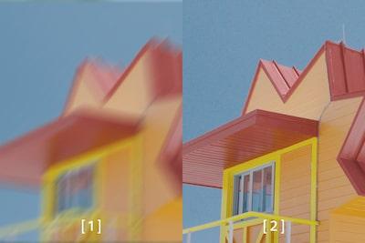 Stabilizzazione ottica per immagini cristalline