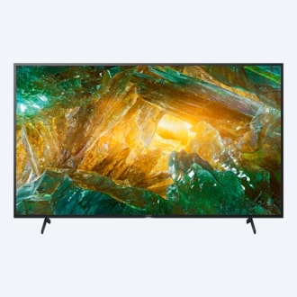 Immagine di XH80| 4K HDR | High Dynamic Range (HDR) | Smart TV (Android TV)