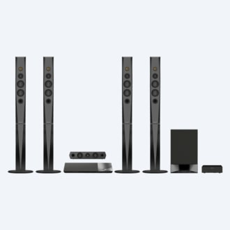 Immagine di Home Cinema Blu-ray con Bluetooth®
