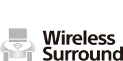 Logo surround wireless