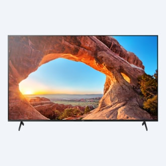 Immagine di X85J| 4K Ultra HD | High Dynamic Range (HDR) | Smart TV con Google TV