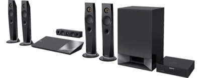 Immagini di Home Cinema Blu-ray con Bluetooth®