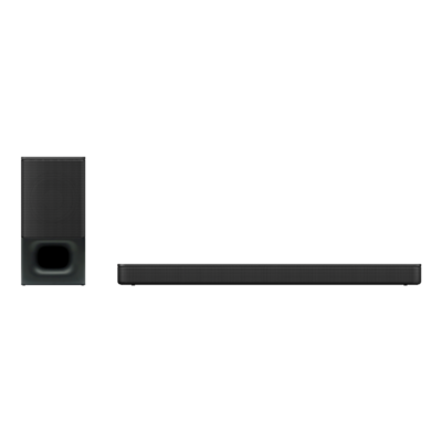 Immagine di Soundbar a 2.1 canali con subwoofer wireless potente e tecnologia BLUETOOTH® | HT-S350