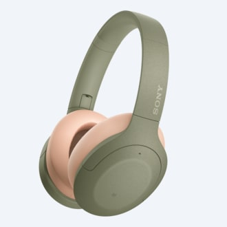 Immagine di Cuffie wireless WH-H910N h.ear on 3 con eliminazione del rumore