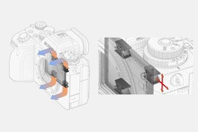 Illustrazione della struttura interna