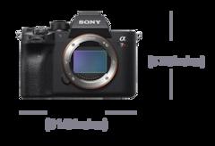 Immagine di Fotocamera full-frame α7R IV 35 mm con autofocus da 61,0MP