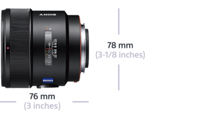 Immagine di SSM ZA F2 Distagon T* da 24 mm