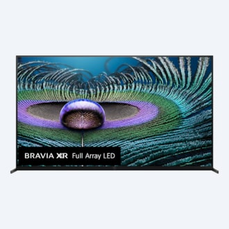 Immagine di Z9J | BRAVIA XR | MASTER Series| Full Array LED | 8K | High Dynamic Range (HDR) | Smart TV con Google TV