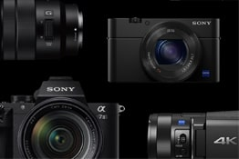 Sony | Canale fotocamere