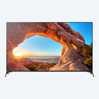 Immagine di X89J| 4K Ultra HD | High Dynamic Range (HDR) | Smart TV con Google TV