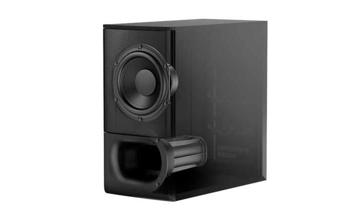 Potente subwoofer wireless