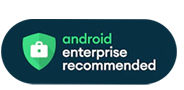 Logo Android Enterprise Recommended