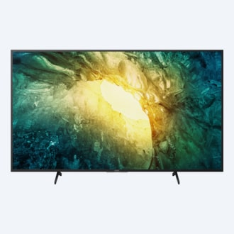 Immagine di X70 | 4K Ultra HD | High Dynamic Range (HDR) | Smart TV