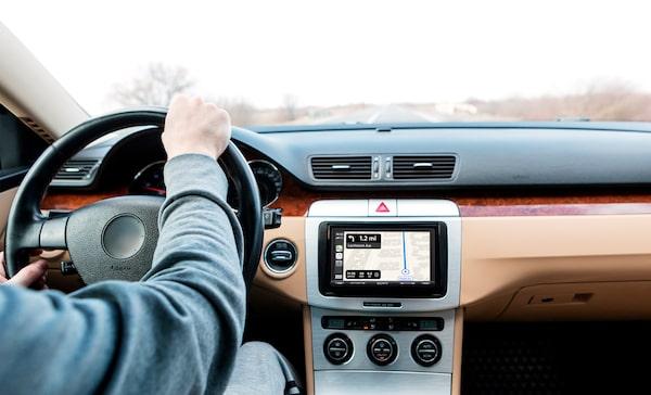 Navigazione con Apple CarPlay