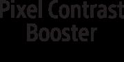 Logo Pixel Contrast Booster