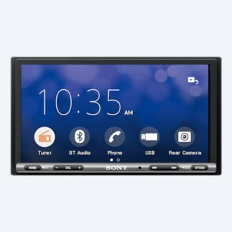 "Immagine di Ricevitore DAB da 17,6 cm (6,95"") con Apple CarPlay/Android Auto™"