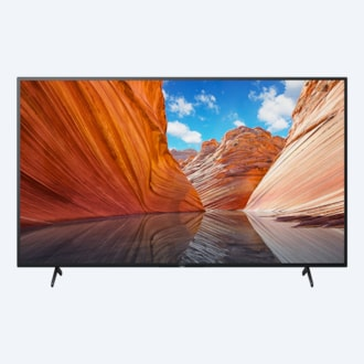 Immagine di X80J / X81J| 4K Ultra HD | High Dynamic Range (HDR) | Smart TV con Google TV