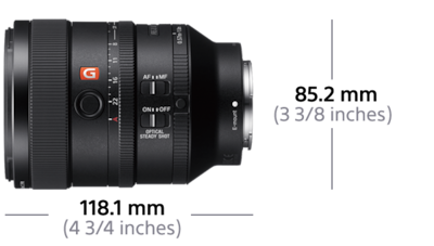 Immagine di FE 100mm F2.8 STF GM OSS