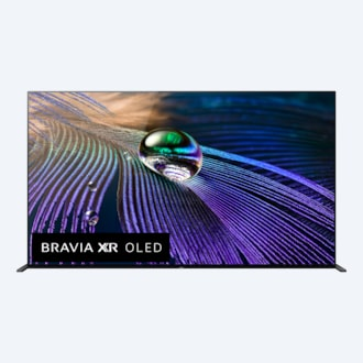 Immagine di A90J | BRAVIA XR | MASTER Series | OLED | 4K Ultra HD | High Dynamic Range (HDR) | Smart TV con Google TV