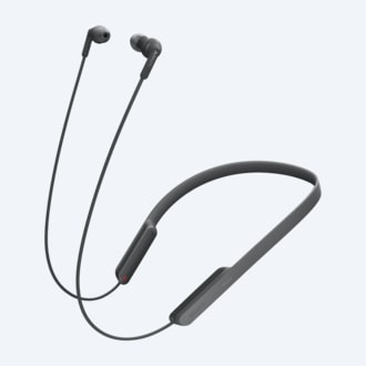 Immagine di MDR-XB70BT Cuffie intrauricolari wireless con EXTRA BASS™