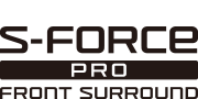 Logo S-Force PRO Front Surround